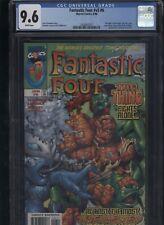Fantastic Four #v3 #6 CGC 9.6 Chris Claremont 1998