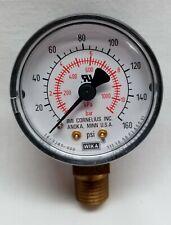 Cornelius Gas Gauge 160 Psi