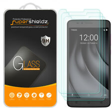 "3X Supershieldz for T-Mobile ""REVVL Plus"" Tempered Glass Screen Protector Saver"