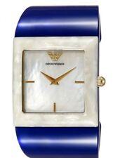 Emporio Armani Donna Catwalk Blue Bangle Ladies Watch