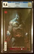 Batman (2016) #76 CGC 9.6 Gabriele Dell'Otto Cover