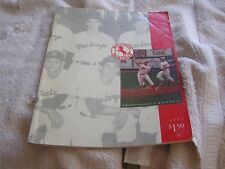 Billings Mustangs Baseball Program 1995 Gary Redus