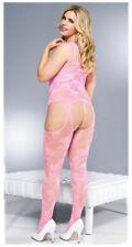 Plus Size Lingerie XL-2X-3X Sexy Lenceria roleplay Sensual Bodystocking lingerie