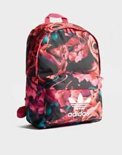 Adidas Originals Floral Backpack School Bag Pack Flowers Roses FH7862 NEW RARE !