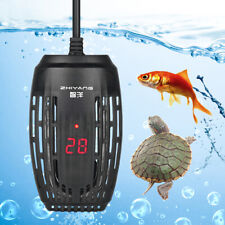 Aquarium Heater Fish Tank Submersible Thermostat With Thermometer 100-240V EA9D