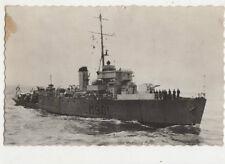 Force Navale Zeemacht Georges Lecointe 1950 RPPC Postcard Belgium US037