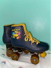 Vintage Pac-Man Roller-skates size 2