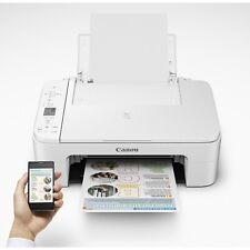 Canon Pixma Ts3322 Wireless Inkjet All-In-One Printer With Ink Included!