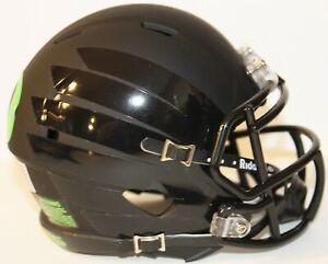 2018 Oregon Ducks Custom Riddell Mini Helmet vs San Jose State