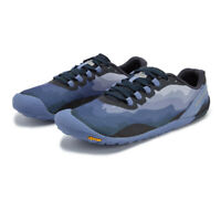 Merrell Womens Vapor Glove 4 Trail Running Shoes Trainers Sneakers Navy Blue