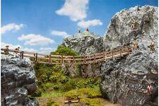 Faller 180391 Pont suspendu - Suspended bridge