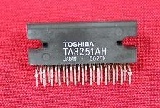 TA8251AH Toshiba 4ch Audio Power IC 30W Amp .02% THD