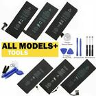 Replacement Internal Li-ion Battery For Fit iPhone 5 5C 5S 6 6S 7 8 Plus SE Tool