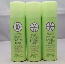 (3x) Maya Water Organic White Tea Facial Mist, 5 Oz (15 Oz total)