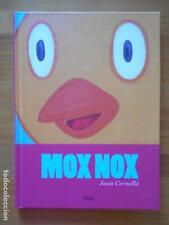 MOX NOX - JOAN CORNELLA - BANG EDICIONES - TAPA DURA (U2)