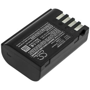 Battery for Panasonic Lumix DC-S5 Lumix DC-S5K Lumix G9 Lumix GH5 Lumix GH5S NEW