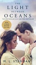 The Light Between Oceans: A Novel by Stedman, M.L., Good Book