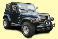 Kotflügelverbreiterung ca.16cm Jeep Wrangler TJ 96 bis 06 Verbreiterung PUR-RIM