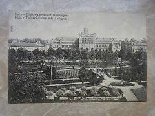 Erster Weltkrieg (1914-18) Normalformat frankierte Ansichtskarten aus Europa