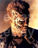 "The Terminator (1984) Arnold Schwarzenegger ""Arnie"" 10x8 Photo"