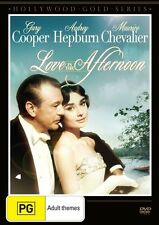Love in the Afternoon (Hollywood - Gold Series) NEW R4 DVD