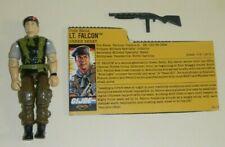 Gi Joe 50th Vincent Falcon Falcone Boneco Forças Especiais 2016