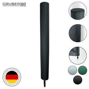 Schutzhülle Abdeckung Plane Bezug Hülle für Sonnenschirm Ampelschirm  Ø2m 3m 4m