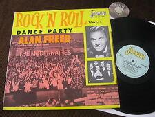 LP Alan Freed Rock 'n' Roll Dance Party Volume 1 UK | M- to EX