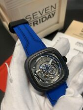 Sevenfriday S3/02 CARBON EDITION OFF SERIES Limited 777 Sold OUT Rare NFC NEW