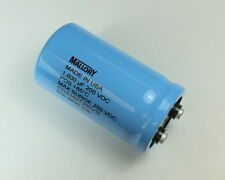 1600uF 200VDC MALLORY Large Can Electrolytic Capacitor CGS162T200V3L