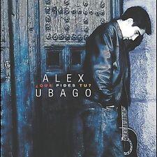 Que pides tu? by Alex Ubago (CD, Apr-2003, WEA Latina)