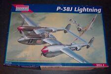Monogram 1:48 #5479 P-38J Lightning Open Box New