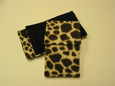 *Premium* Male DOG BELLY BANDS-GIRAFFE **ALL SIZES** PADDED