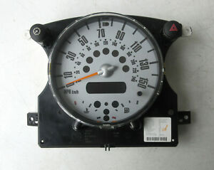 Genuine Used MINI Instrument Cluster Speedo Clocks for R50 R52 R53 - 6921517