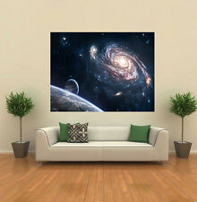 Outer Space Gallaxy GIANT WALL POSTER ART PRINT A0151