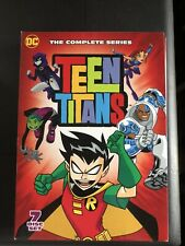 Teen Titans: The Complete Series (Blu-ray Discs, 2019, 6-Disc Set)