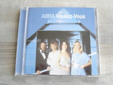 ABBA CD Voulez-Vous *EX+*euro pop70s *REMASTERED* disco +BONUS TRACKS eurovision