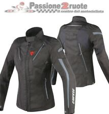 Giacca donna moto Dainese Stream line Lady d-dry nero black 42 jacket