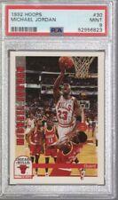 1992/93 Hoops Michael Jordan #30 PSA 9