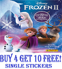 PANINI Disney FROZEN 2 CRYSTAL Sticker Collection ☆ (2020)  ☆ Buy 4 Get 10 Free!