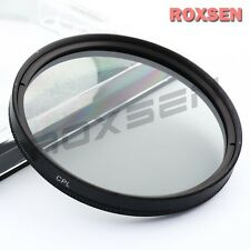 58mm CPL Circular Polarizing Lens Filter for DSLR Canon Nikon Sony Sigma Tamron