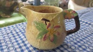 Vintage Carlton Ware Apple Blossom 1686 Milk Jug