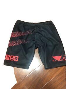 bad boy mma compression shorts ufc bellator one fc size XL