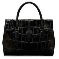 Women bag Really leather HandBag Shoulder tote designer purse black brown lady