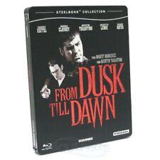 From Dusk Till Dawn [Steelbook] [Blu-ray] NEU / sealed -Steelbook Collection #17