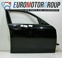 BMW Porta Frontale Destro Sistema Latch Finestra 1' F20 475 Zaffiro Nero Metallo