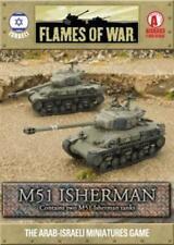 Battlefront FoW Arab-Israeli  M51 Isherman Pack SW