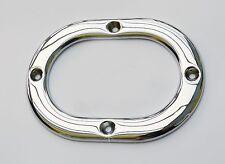 MGB & MGBGT LEVA DEL CAMBIO GHETTA/gearlever/ad anello cromo lunetta, ahh6486