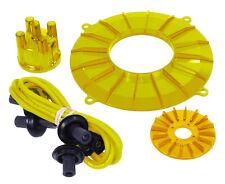 Engine Trim Dress Up Kit Yellow 4 Pieces VW Bug VW Dune Buggy VW Beetle
