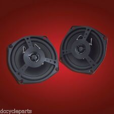 "SHOW CHROME 13-102 TWO WAY 4.5"" 30 WATT REPLACEMENT SPEAKERS GL1800 GOLDWING"